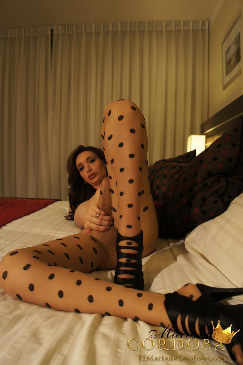 Mariana cordoba pantyhose